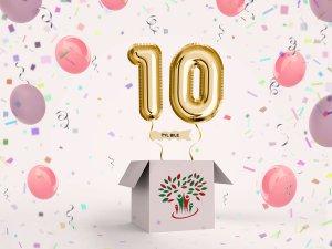 MEN 10 ÝAŞADYM!